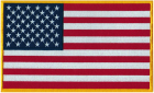 USA American Flag Patch
