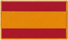 Spain Spanish Flag Patch