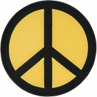 PA304 Peace Sign Patch