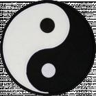 PA310 Yin Yang Patch