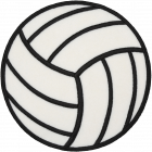 PS103 Volleyball Patch