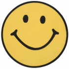 PA302 SMILEY FACE PATCH