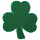 PA314 SHAMROCK PATCH