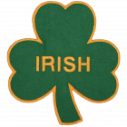 PA315 SHAMROCK IRISH PATCH