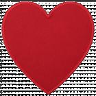 PA311 HEART PATCH