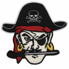 PM420 PIRATE PATCH