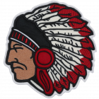 PM422 INDIAN CHIEF PATCH