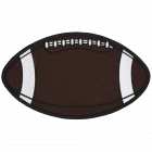 PS104 FOOTBALL PATCH