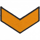 PA306-1 CHEVRON PATCH