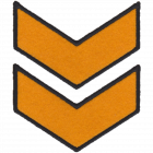 PA306-2 CHEVRON PATCH