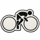 PS144 Cycling Patch