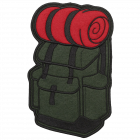 PS158 Backpack Patch