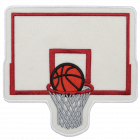 PS159 Basketball Hoop Patch