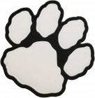 PS156 PAW WHITE (angle)