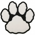 PS156 PAW WHITE