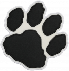 PS155 PAW BLACK (angle)
