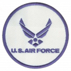 PA336 AIR FORCE PATCH